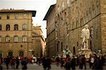 Piazza della Signoria, Florence, Italy