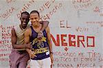 Portrait of Teenaged Boys, Havana, Cuba