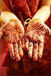 Henna Designs on Hands