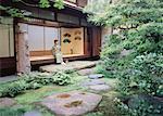 Image du jardin japonais