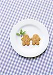 Gingerman cookies