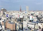 Sapporo urban area