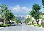 Hachiman-zaka slope