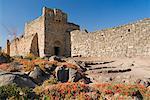 Ruins of Qasr Azraq, Jordan