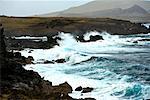 Beach, Easter Island, Chile