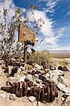 Vilebrequin Crossing, Last Chance gamme, Death Valley, Californie, Etats-Unis