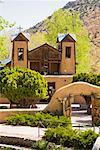 El Santuario de Chimayo Church, New Mexico, USA