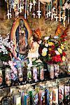 Shrine, El Santuario de Chimayo Church, New Mexico, USA