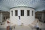 Le British Museum, Londres, Angleterre