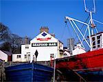 Kealys Seafood Bar, Greencastle, Co. Donegal, Ireland