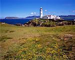 Fanad lighthouse, Fanad Head, Co. Donegal, Ireland