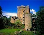 Blarney Castle, Co Cork, Ireland