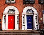 Georgian doors, Dublin, Co Dublin Ireland