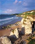 White Rocks Beach, between Portrush & Dunluce, Co Antrim, Ireland