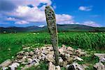 Cross Slab, Dingle Peninsula, Co Kerry, Ireland