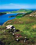 Slea Head, Blasket Islands, Dingle Peninsula, Co Kerry, Ireland