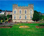 Musée de palais de justice Kinsale, Co Cork, Irlande