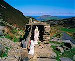 Mamoré Gap, Inishowen péninsule, Co Donegal, Irlande