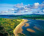 Trawbreaga Bay, Five Finger Beach Inishowen, Co Donegal, Ireland