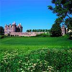 Killyleagh Castle, Killyleagh, Co Down, Ireland