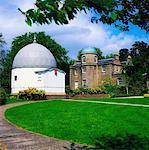 Observatoire d'Armagh, co. Armagh, Irlande, fondée en 1790 par l'archevêque Richard Robinson