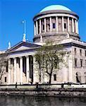 The Four Courts, Dublin, Co Dublin, Ireland