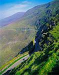 Conor Pass, Dingle Peninsula, Co Kerry, Ireland