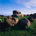 Stone Circles, Carrowmore, Co Sligo, Ireland