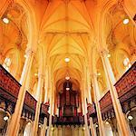 Church of the Most Holy Trinity, formerly Chapel Royal (Dublin Castle), Dublin, Co Dublin, Ireland