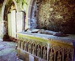 Ancient Abbeys1200 ad, Kilcooley Abbey Co Kilkenny, Effigy of the Butler Family