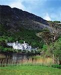 Co Galway, l'abbaye de Kylemore