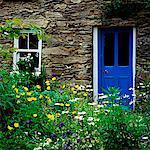 Traditionelles Cottage, Co. Cork
