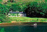 Angling, Delphi Lodge, Co Mayo, Ireland