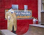 The Auld Dubliner, Temple Bar, Dublin, Co Dublin, Ireland