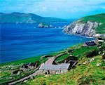 La péninsule de Dingle, co. Kerry, Irlande