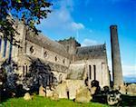 St. Canice's Cathedral, Kilkenny, Co Kilkenny, Ireland