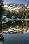 Savage Lake, Colorado, USA
