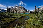 Lac Bow, Parc National Banff, Alberta, Canada