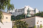 Hohensalzburg, Salzburg, Salzburger Land, Austria