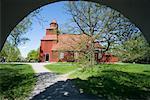 Seglora Church, Skansen, Djurgarden, Stockholm, Sweden