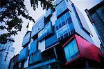 Building at Korea University, Seoul, South Korea