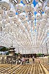 Lanterns at Bongeunsa Temple, Seoul, South Korea