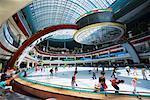 Ice Skating Rink, Lotte World, Seoul, South Korea