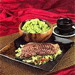 Kenyan Steak with irio and sakuma  wiki