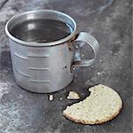 Water & biscuit/ diet