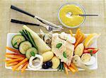 grand aïoli  Provence dish