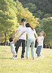 Interaction between parents and children