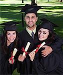 Portrait of College Graduates