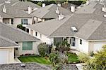 Suburban Homes in Okanagan, Summerland, British Columbia, Canada