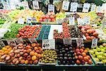 Fruit at Pike Place Market, Seattle, Washington, USA